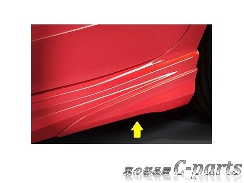 【純正】SUBARU IMPREZA SPORT スバル インプレッサスポーツ【GT6 GT7】  サイドストレーキ【クォーツブルー・パール】[E2617FL000E1]