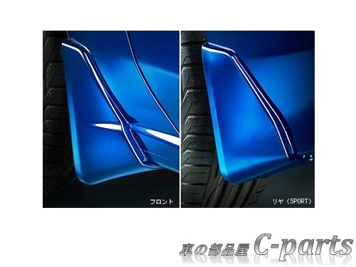 【純正】SUBARU IMPREZA SPORT スバル インプレッサスポーツ【GT6 GT7】  スプラッシュボード(SPORT)【クリスタルホワイト・パール】[J1017FL100W6]
