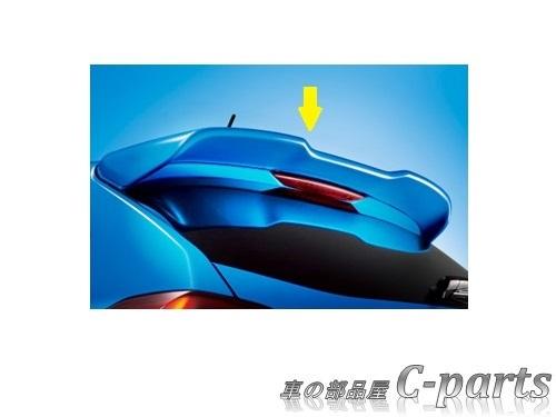 【純正:大型】SUBARU XV スバル XV【GP7】  ルーフスポイラー【ハイパーブルー】[E7217FJ700E6]