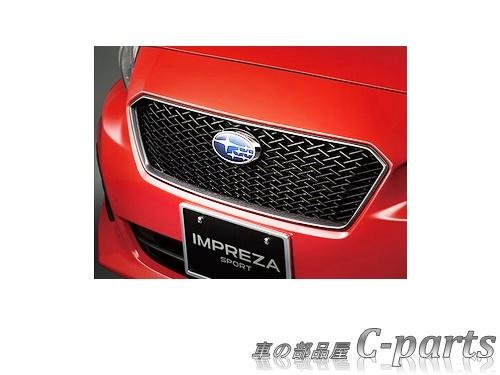 スバル純正部品 純正品番 超歓迎された J1017FL300 送料無料 純正 SUBARU IMPREZA SPORT 新作からSALEアイテム等お得な商品 満載 GT3 GT2 インプレッサスポーツ GT7 フロントグリル スバル GT6