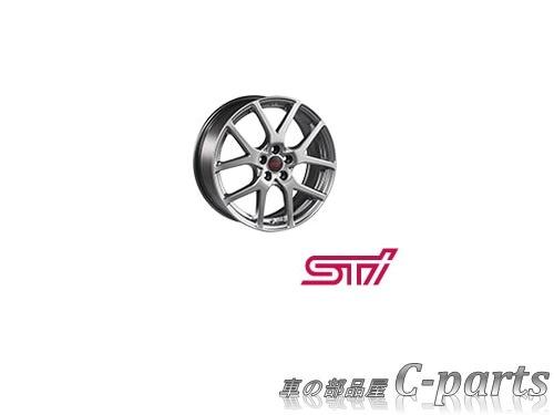 【純正】SUBARU IMPREZA SPORT スバル インプレッサスポーツ【GT2 GT3 GT6 GT7】  STIアルミホイール(17インチ)(4本)【シルバー】[SG217FL200×4]