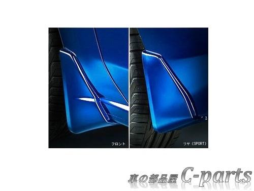 【純正】SUBARU IMPREZA SPORT スバル インプレッサスポーツ【GT2 GT3 GT6 GT7】  スプラッシュボード【クリスタルブラック・シリカ】[J1017FL100V2]