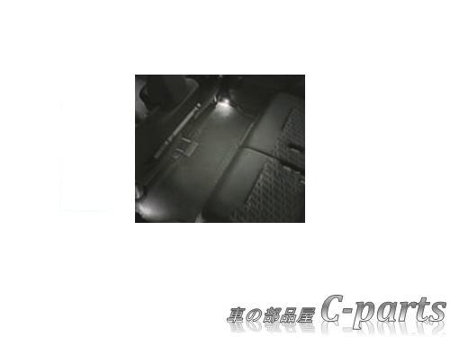 【純正】SUBARU JUSTY スバル ジャスティ【M900F M910F】  フロアイルミネーション(リヤ)(LED・ホワイト)[08525F1000]