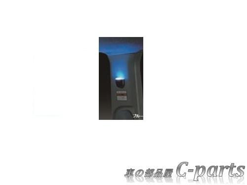 【純正】SUBARU JUSTY スバル ジャスティ【M900F M910F】  センターピラーイルミネーション(LED・ブルー)[08528F1001]