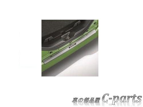 【純正】SUBARU JUSTY スバル ジャスティ【M900F M910F】  リヤバンパーステップガード[08400F1023]