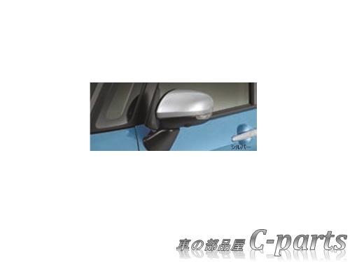 【純正】SUBARU JUSTY スバル ジャスティ【M900F M910F】  ドアミラーカバー【シルバー】[08400F1045B0]