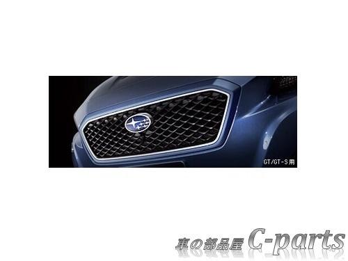 【純正】SUBARU LEVORG スバル レヴォーグ【VM4 VMG】  フロントグリル(GT/GT-S用)【ストームグレー・メタリック】[J1017VA300L1]