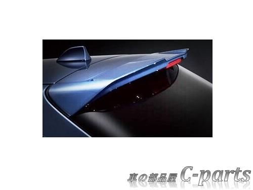 【純正:大型】SUBARU LEVORG スバル レヴォーグ【VM4 VMG】  ルーフスポイラー【WRブルー・パール】[E7217VA100E4]