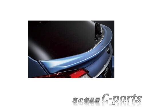 【純正:大型】SUBARU LEVORG スバル レヴォーグ【VM4 VMG】  ウエストスポイラー【WRブルー・パール】[J1217VA010E4]