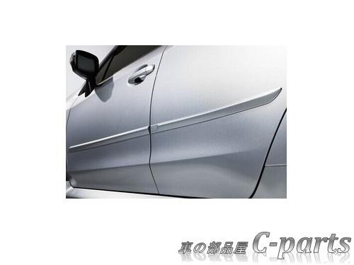 【純正】SUBARU WRX S4 スバル WRX S4【VAG】  ボディサイドモールディング【クリスタルホワイト・パール】[J1017VA600W6]