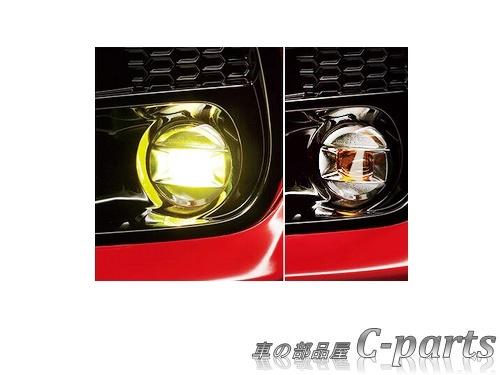 【純正】SUBARU WRX S4 スバル WRX S4【VAG】  LEDフォグランプ(イエロー)[H4517FL011]