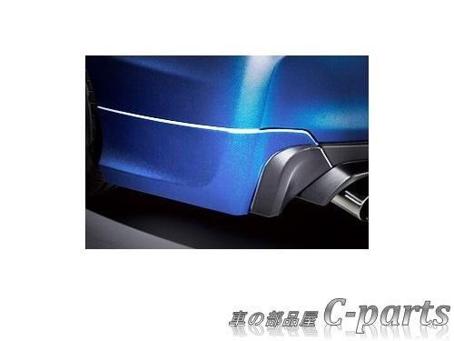 【純正】SUBARU WRX STI スバル WRX STI【VAB】  エアロスプラッシュ(リヤ)【ピュアレッド】[J1017VA104T2]