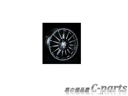 【純正】SUBARU FORESTER スバル フォレスター【SJ5 SJG】  STIアルミホイール(17インチ)(4本)【ブラック】[SG217CA020×4]