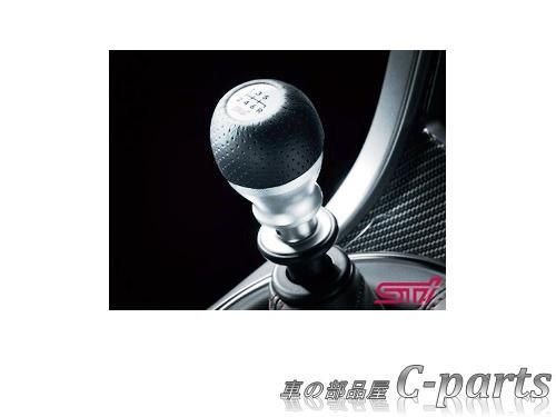 【純正】SUBARU FORESTER スバル フォレスター【SJ5 SJG】  STIシフトノブ(6MT)[SG117AJ010]
