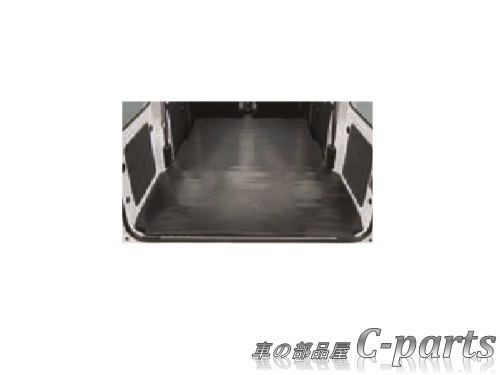 【純正】SUBARU SAMBAR VAN スバル サンバーバン【S321B S331B S321Q S331Q】  ラゲージマット(5mm)【仕様は下記参照】[J5057T2340]