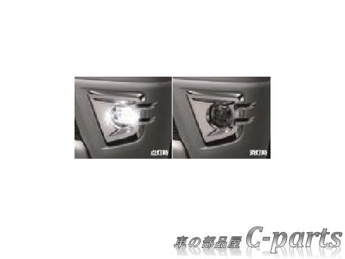【純正】SUBARU SAMBAR VAN スバル サンバーバン【S321B S331B S321Q S331Q】  LEDフォグランプ【仕様は下記参照】【ライトローズ・マイカメタリック】[08580F5009E7]