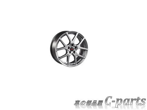 【純正】SUBARU XV スバル XV【GT3 GT7】  STIアルミホイール(18インチ)(1台4輪分)【シルバー】[SG217FL000×4]