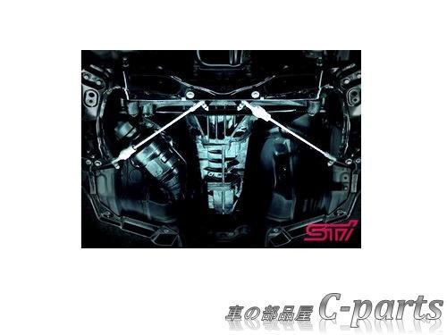 【純正:大型】SUBARU BRZ スバル BRZ【ZC6】  STIフレキシブルドロースティフナー[ST20118AS000]