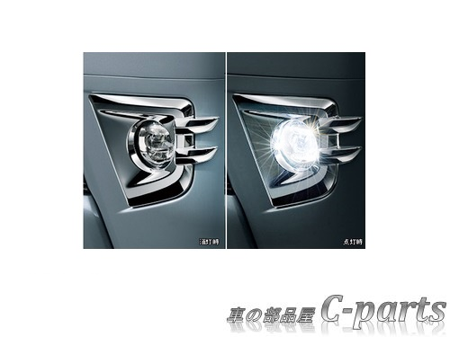 【純正】SUBARU DiasWagon スバル ディアスワゴン【S321N S331N】  LEDフォグランプ【アーバンナイトブルークリスタル・メタリック】[08580F5010W1]