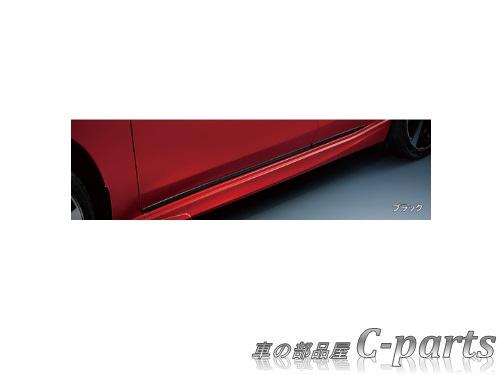 【純正】SUBARU IMPREZA SPORT スバル インプレッサスポーツ【GT2 GT3 GT6 GT7】  ドアアンダーガーニッシュ【ブラック】[J1017FL830]