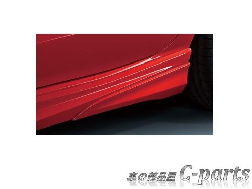 【純正】SUBARU IMPREZA SPORT スバル インプレッサスポーツ【GT2 GT3 GT6 GT7】  サイドストレーキ