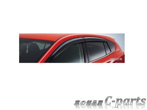 【純正】SUBARU IMPREZA SPORT スバル インプレッサスポーツ【GT2 GT3 GT6 GT7】  ドアバイザー(SPORT用)[F0017FL010]