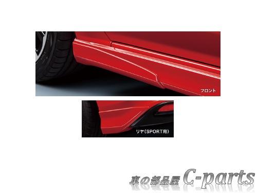 【純正】SUBARU IMPREZA SPORT スバル インプレッサスポーツ【GT2 GT3 GT6 GT7】  エアロスプラッシュ(SPORT用)
