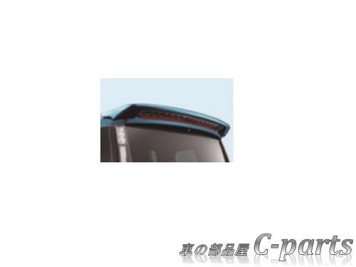 【純正】SUBARU JUSTY スバル ジャスティ【M900F M910F】  バックドアスポイラー
