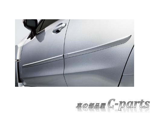 【純正】SUBARU WRX S4 スバル WRX S4【VAG】  ボディサイドモールディング