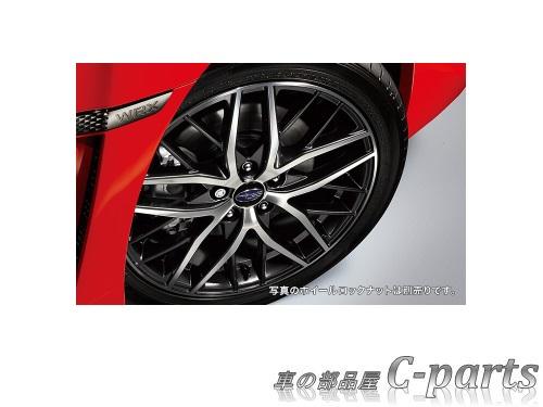 【純正】SUBARU WRX S4 スバル WRX S4【VAG】  アルミホイール(18インチ)(切削光輝)[B3118VA030×4]