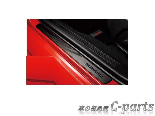 【純正】SUBARU WRX S4 スバル WRX S4【VAG】  サイドシルプレート(WRX S4)(GT/GT-S用)[E1017VA700]