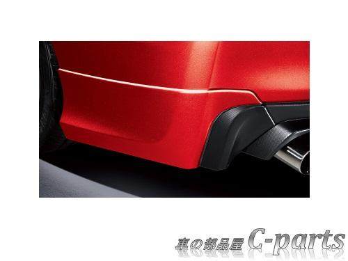【純正】SUBARU WRX S4 スバル WRX S4【VAG】  エアロスプラッシュリヤ