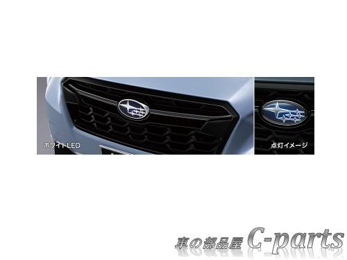 【純正】SUBARU XV スバル XV【GT3 GTE】  フロントグリル(ホワイトLED)[J1017FL490]