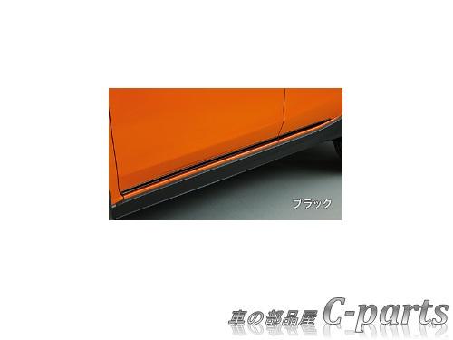 【純正】SUBARU XV スバル XV【GT3 GTE】  ドアアンダーガーニッシュ(ドア4枚分セット)【ブラック】[J1017FL830]
