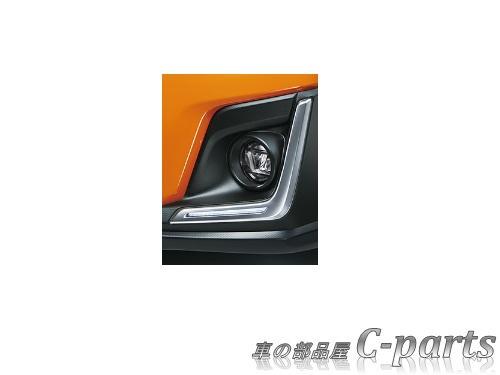 【純正】SUBARU XV スバル XV【GT3 GTE】  LEDアクセサリーライナー【シルバー】[H4517FL300]