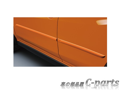 【純正】SUBARU XV スバル XV【GT3 GTE】  ボディサイドモールディング(ドア4枚分セット)