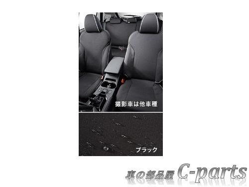 【純正】SUBARU XV スバル XV【GT3 GTE】  オールウェザーシートカバー(フロント2席分)【ブラック】[F4117FL000]