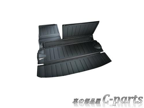 【純正:大型】SUBARU XV スバル XV【GT3 GTE】  カーゴトレーマット(2.0L車用)[J5017FL410]