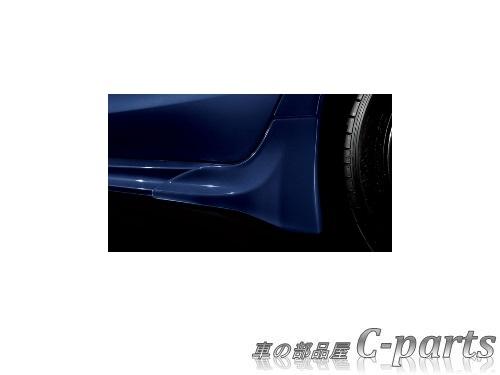 【純正:大型】SUBARU LEVORG スバル レヴォーグ【VM4 VMG】  サイドストレーキ