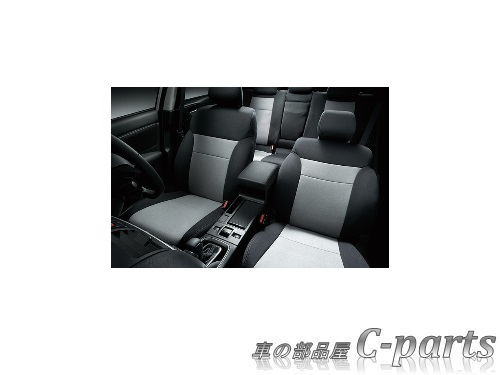 【純正】SUBARU LEVORG スバル レヴォーグ【VM4 VMG】  スエード調フルシートカバー[F4117VA110]