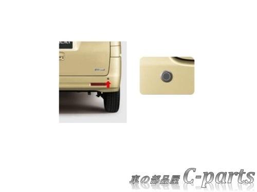 【純正】SUZUKI Spacia スズキ スペーシア【MK42S】  リヤコーナーセンサーセット(リヤ用・左右2センサー)[99000-99095-D07]
