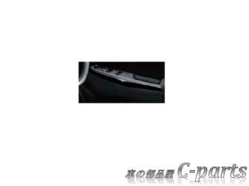 【純正】SUZUKI SWIFT スズキ スイフト【ZC13S ZC53S ZD53S ZC83S ZD83S ZC43S】  ドアトリムガーニッシュ【ピアノブラック】[99238-52R00-0CE]