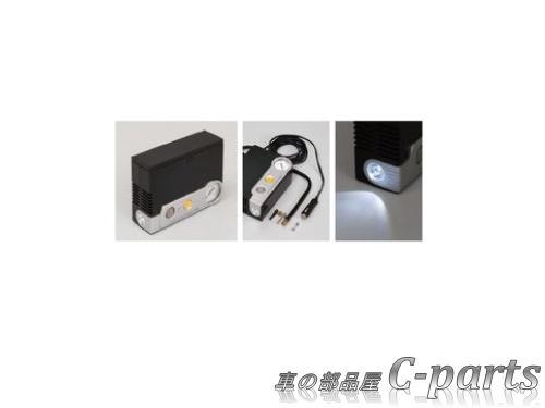 【純正】SUZUKI SWIFT スズキ スイフト【ZC13S ZC53S ZD53S ZC83S ZD83S ZC43S】  LEDライト付エアーコンプレッサー[99000-79AW2]