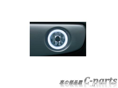 【純正】SUZUKI HUSTLER スズキ ハスラー【MR31S MR41S】  リングイルミ付フォグランプ(LEDリング)[99000-990W9-L09]