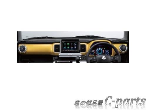 スズキ純正部品 純正品番 99233-76R00-ZYK 送料無料 純正 高級品 SUZUKI スズキ クロスビー インパネガーニッシュ 安い 激安 プチプラ 高品質 XBEE イエロー MN71S