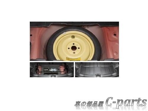 SUZUKI XBEE スズキ クロスビー【MN71S】  スペアタイヤ固定セット(4WD車用)[99157-76R10]