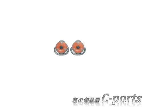 【純正】SUZUKI EVERY WAGON スズキ エブリイワゴン【DA17V DA17W】  ユーティリティカラーリングフック(荷室用)【オレンジ】[99000-99034-T89]