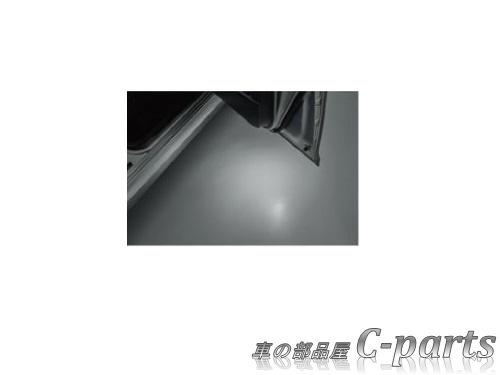 【純正】SUZUKI SOLIO スズキ ソリオ【MA26S MA36S MA46S】  ドアランプ(フロントドア左右セット)[99000-99006-TC3]