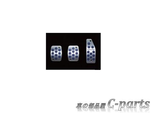 【純正】SUZUKI SWIFT スズキ スイフト【ZC13S ZC53S ZD53S ZC83S ZD83S ZC43S ZC33S】  アルミペダルセット(MT車用)[99144-52R00]