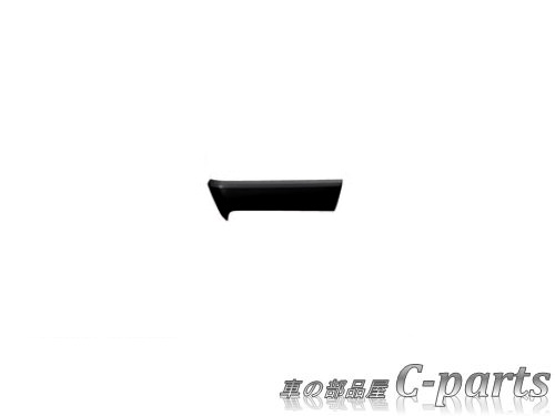 【純正】SUZUKI XBEE スズキ クロスビー【MN71S】  ドアトリムガーニッシュ(交換タイプ)【ブラック】[99232-76R00-ZMV]